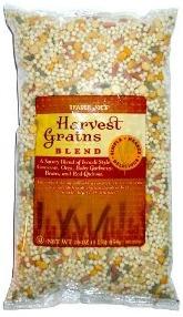 Trader Joe's Harvest Grains Blend on Shockingly Delicious