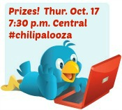 Twitterbird Chilipalooza on Shockingly Delicious