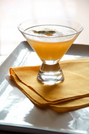 Winter Squash Cocktail by Greg Henry on Shockingly Delicious
