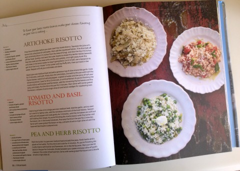 Risotto Bianco and variations on Shockingly Delicious