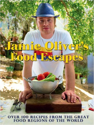 Jamie Oliver's Food Escapes_Cover Art