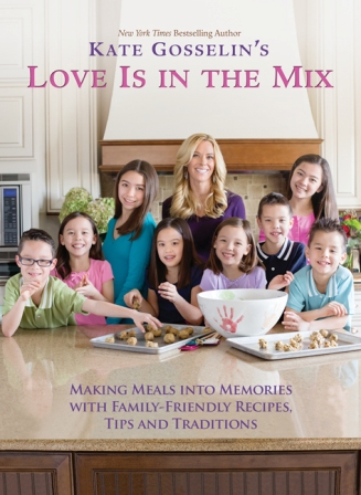 Love Is In The Mix on Shockingly Delicious