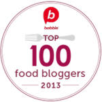 Babble Top 100 Food Bloggers
