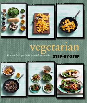 Vegetarian-step-by-step on Shockingly Delicious