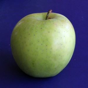 Green Dragon Apples on the blog Shockingly Delicious