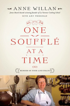 One Souffle at a Time by Anne Willan on Shockingly Delicious