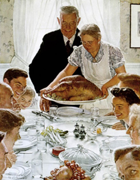 Happy Thanksgiving from Dorothy at Shockingly Delicious