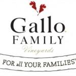 Gallo Family Vineyards logo on Shockingly Delicious