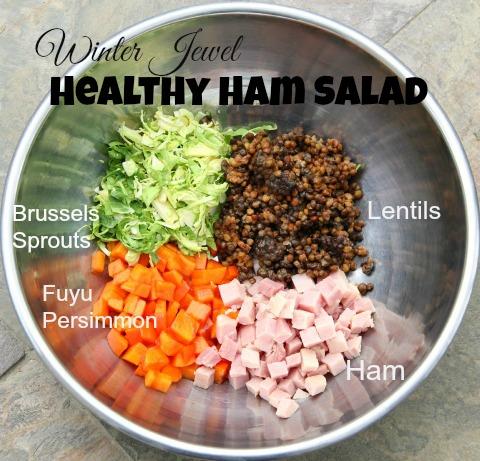 Ham Salad Recipe Healthy
