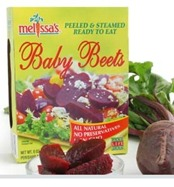Melissas Peeled and Steamed Ready to Eat Baby Beets
