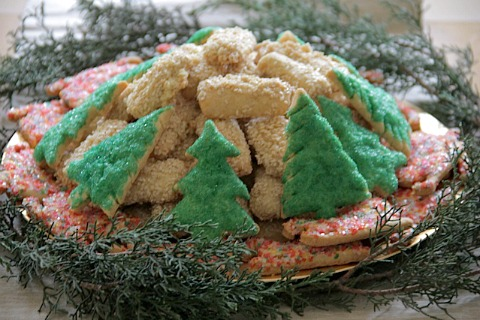 Sicilian Christmas Cookies from Two Broads Abroad