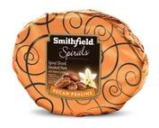 Smithfield pecan_praline_spiral_ham