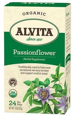 Alvita Passionflower Tea