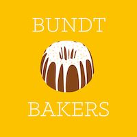 Bundt Bakers logo on Shockingly Delicious