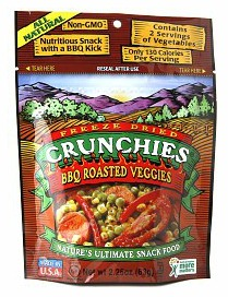 Crunchies BBQ Roasted Veggies