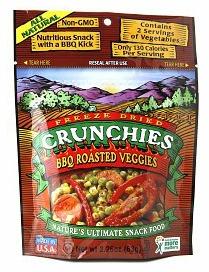 Crunchies BBQ Roasted Veggies