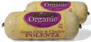 Frieda's Produce Polenta_GreenChileAndCilantro