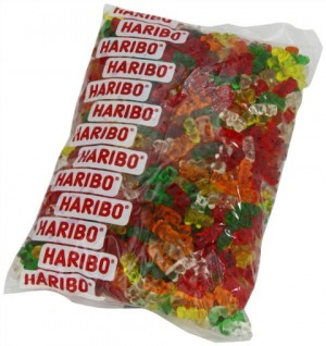 Haribo Sugar-Free Gummy Bears
