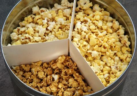 Brooklyn Popcorn | www.ShockinglyDelicious.com