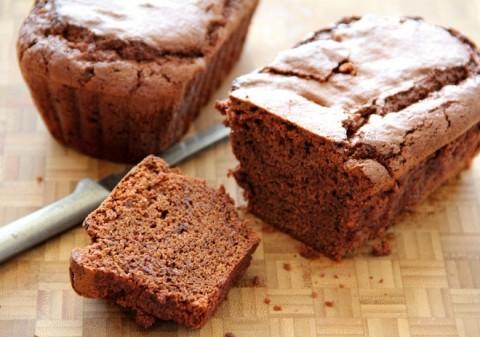 Chocolate Brownie Quick Bread | www.ShockinglyDelicious.com