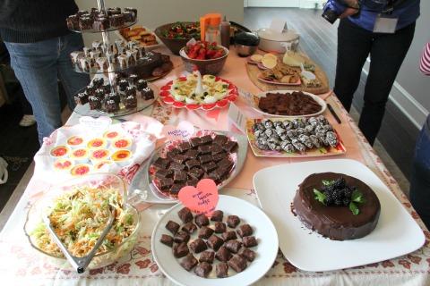 FBLA celebrates chocolate
