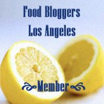 Food Bloggers Los Angeles Logo