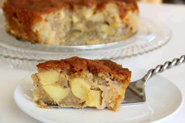 The Ultimate Apple Spice Cake | www.ShockinglyDelicious.com