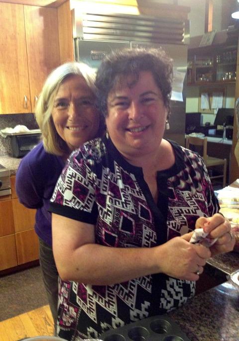 PotatoPalooza produced by Erika Kerekes (right), and Judy Lyness