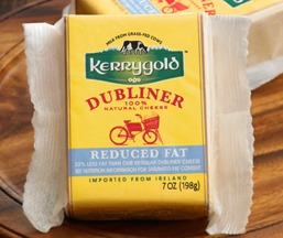 Kerrygold Reduced Fat Dubliner Cheese on Shockingly Delicious