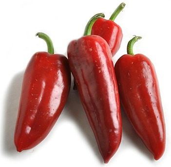 Red Kapia Peppers from Melissas Produce on Shockingly Delicious