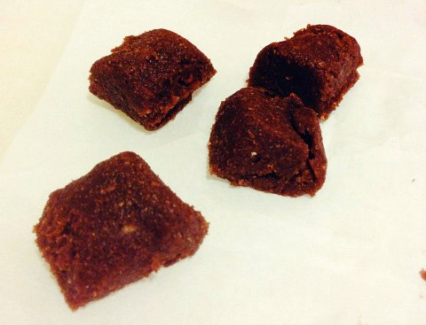Vegan Nutella Fudge from Eat Real Food