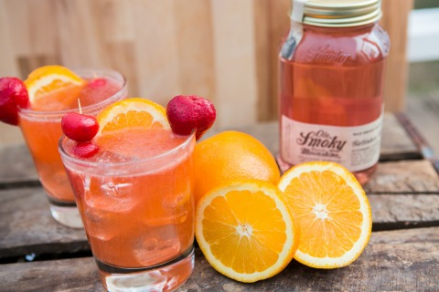 Ole Smoky Strawberry Moonshine -- favorite things for Feb. 2014 | www.ShockinglyDelicious.com
