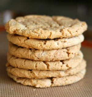Gluten-Free Peanut Butter Cookies photo by Laundry in Louboutins