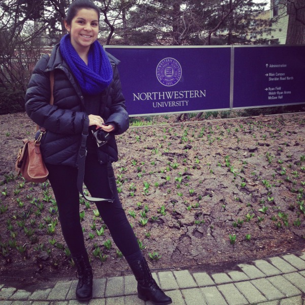 Touring Northwestern on Shockingly Delicious