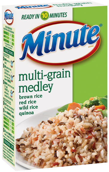 Minute Multi-Grain Medley on Shockingly Delicious