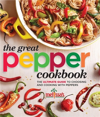 The Great Pepper Cookbook on Shockingly Delicious