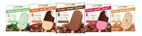 Yasso Frozen Greek Yogurt on Shockingly Delicious
