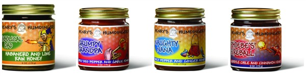 Henry's Humdingers on Shockingly Delicious