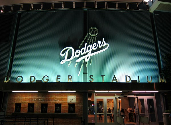 Dodger Stadium on Shockingly Delicious