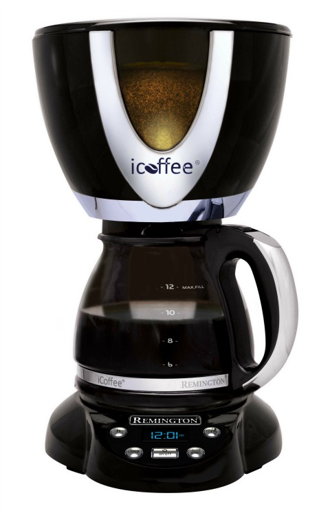iCoffee Review (best cup of coffee...ever!)| ShockinglyDelicious.com