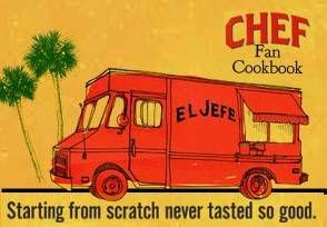 Chef-movie-cookbook-on-Bakespace | ShockinglyDelicious.com