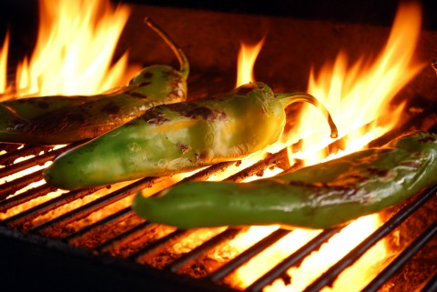 2014 Hatch Chile Roastings in Southern California