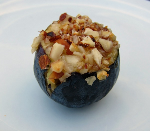 Fig Stuffed with Blue Cheese for Figology Fest 2014 | ShockinglyDelicious.com