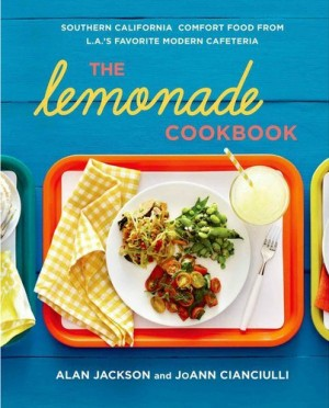 The Lemonade Cookbook cover on ShockinglyDelicious.com