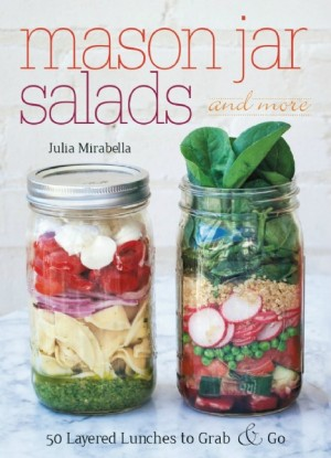 Mason Jar Salads and More on ShockinglyDelicious.com