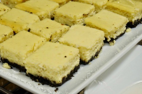 Dancing Cheesecake | ShockinglyDelicious.com