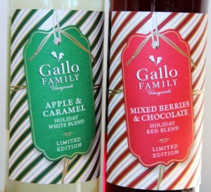 Gallo Vineyards Limited Edition Holiday Wines
