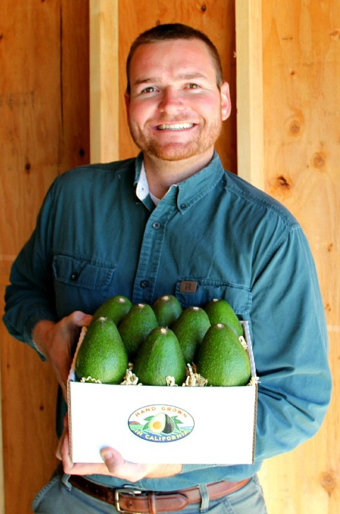 Ben Holtz of California Avocados Direct