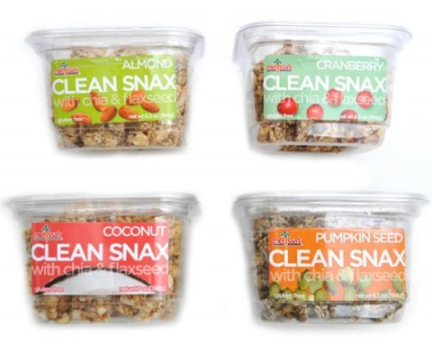 Favorite Things for January 2015 | Clean Snax healthy snacks | ShockinglyDelicious.com