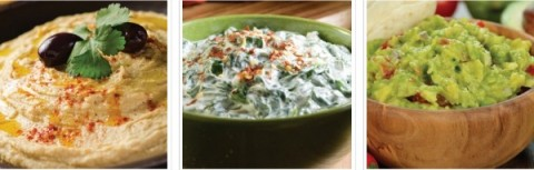 Fresh & Easy 3 side dishes | ShockinglyDelicious.com
